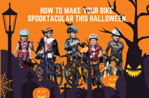 How to make your bike spooktacular this Halloween